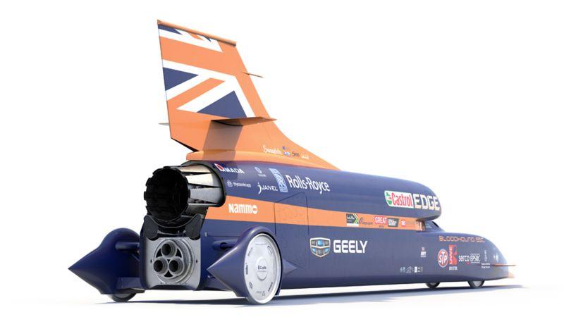 世界最速の車