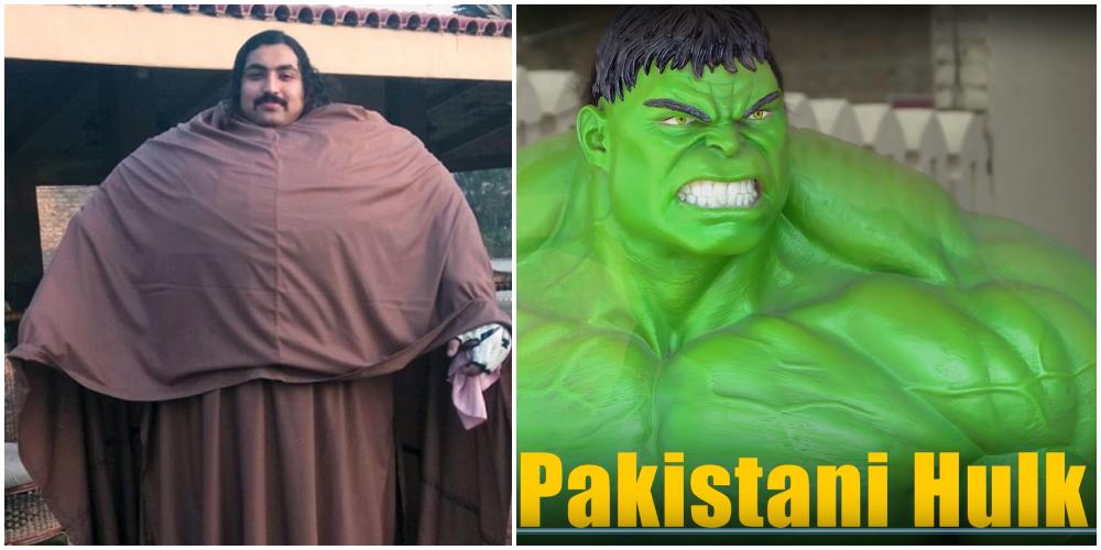 パキスタンのハルク