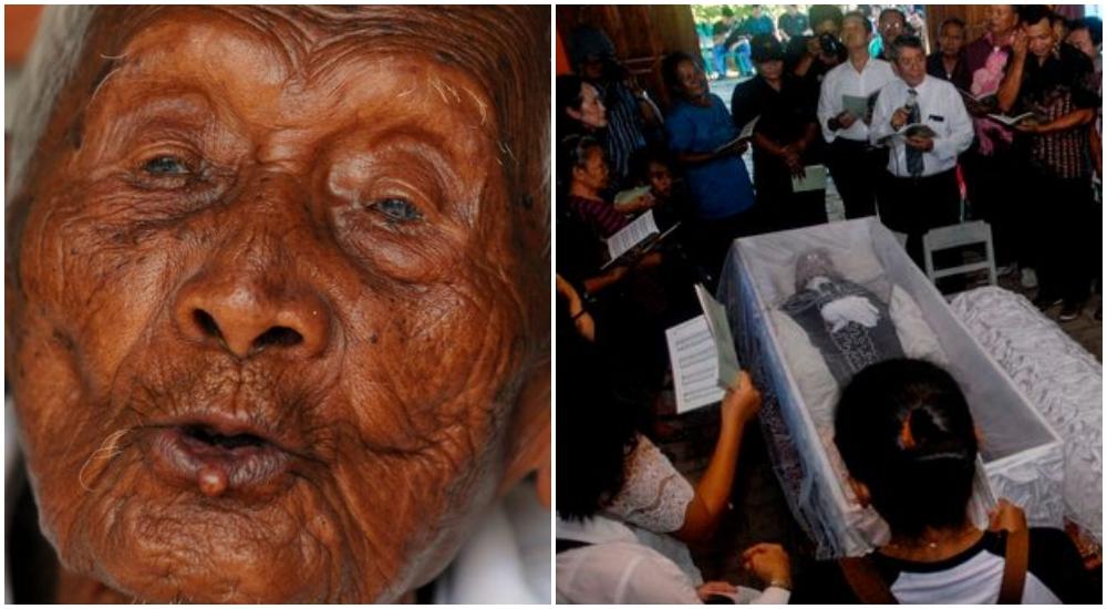 146歳の男性死す