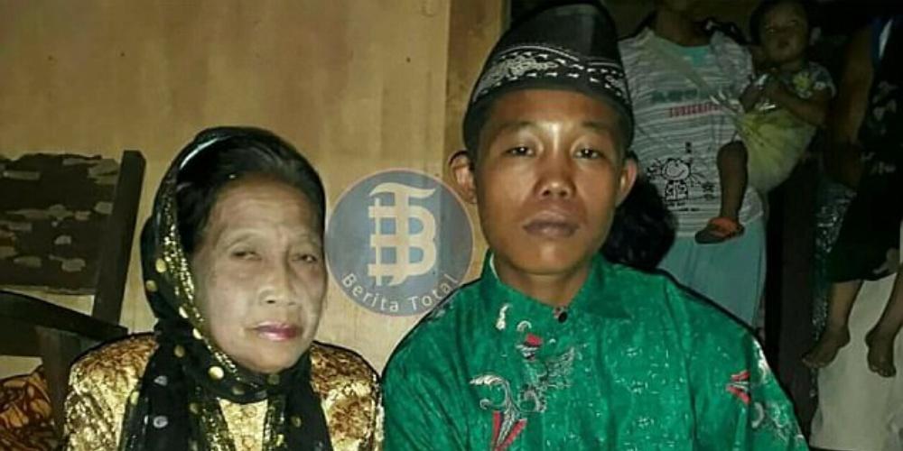 年の差55歳夫婦