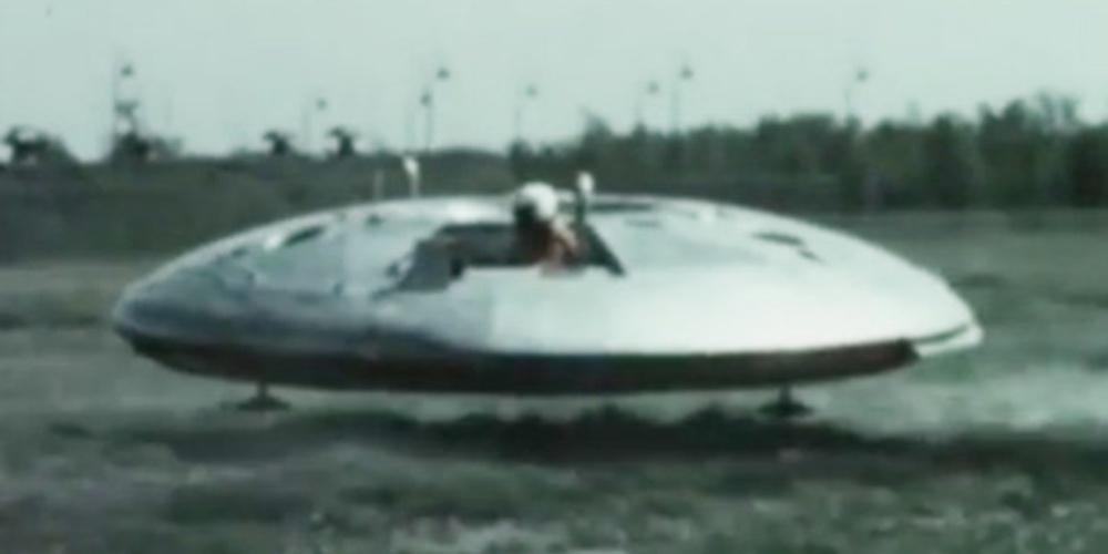 米軍はUFOを開発していた