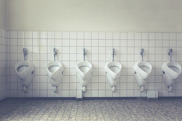 公衆トイレ