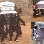 ガーナの葬式はダンサーが踊りまくる