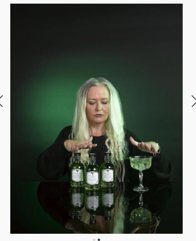 魔女が呪いをかけた酒新発売