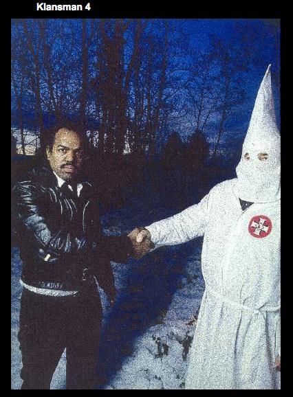 黒人音楽家とクー・クラックス・クラン