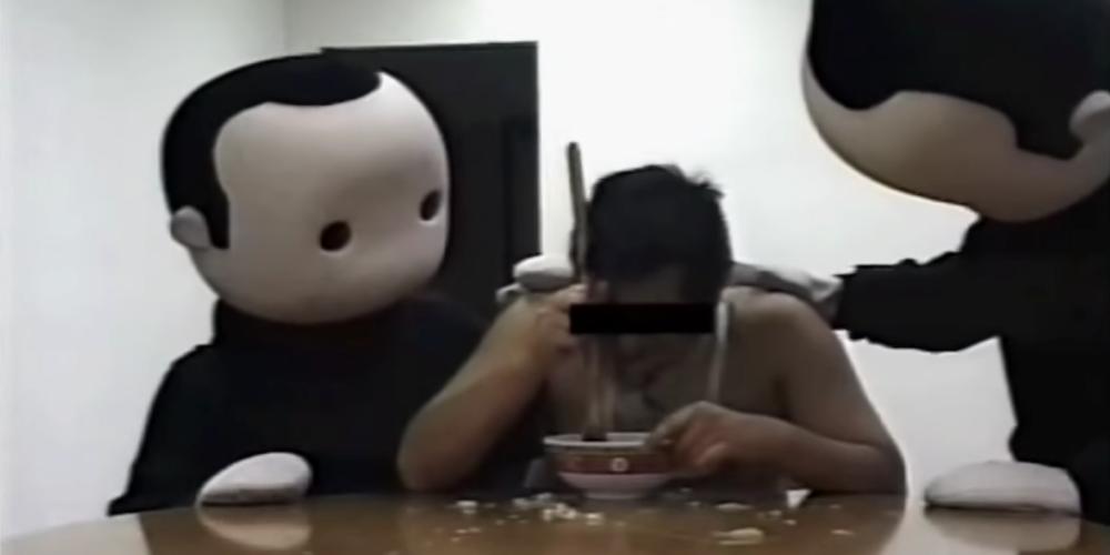 不気味動画ブランク・ルーム・スープの真実