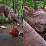 公園に下半身丸出し進撃の巨チン出現で批判殺到