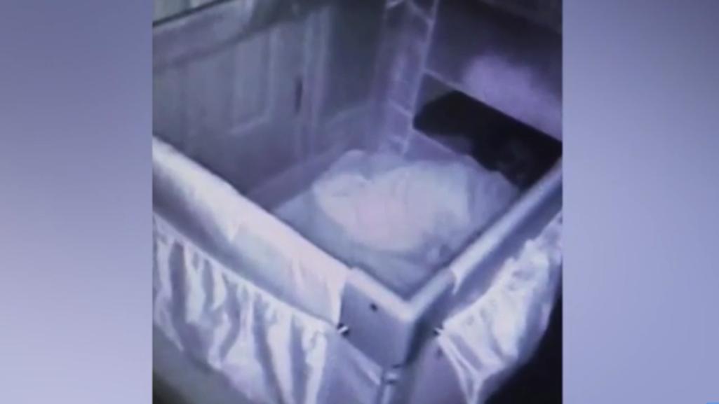 最恐心霊動画に映る呪怨の伽椰子