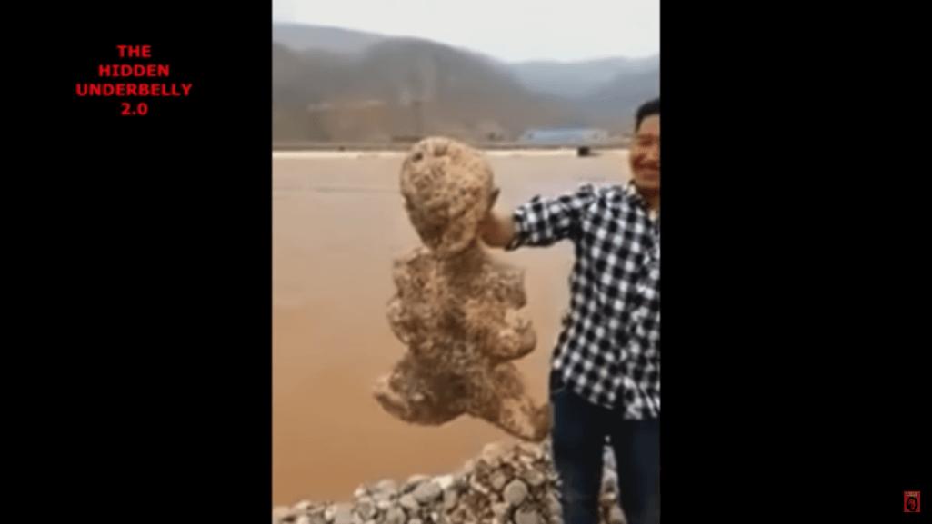 中国の海でUMAを発見