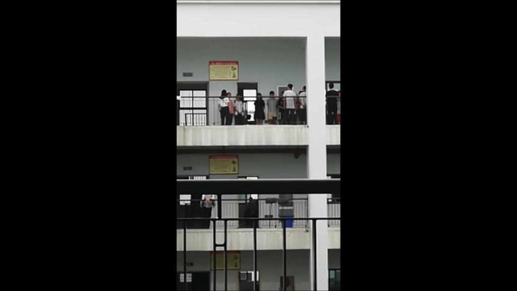 中国人教師の児童虐待動画炎上