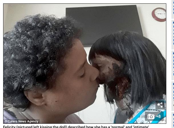 恋人はゾンビ人形