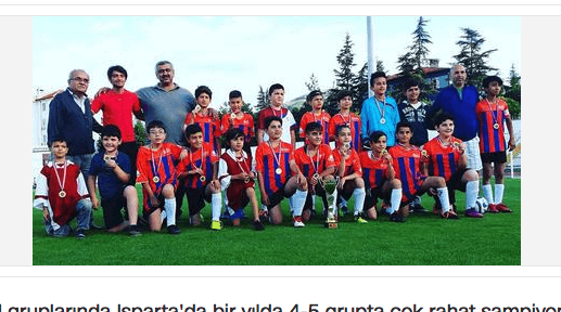 トルコのサッカーチームがヤギを購入したいい話