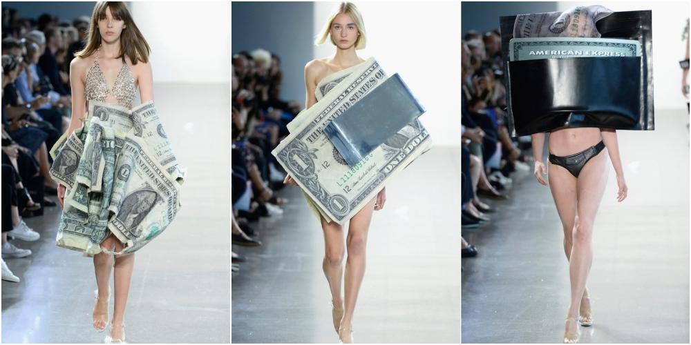 お金ファッショントレンド