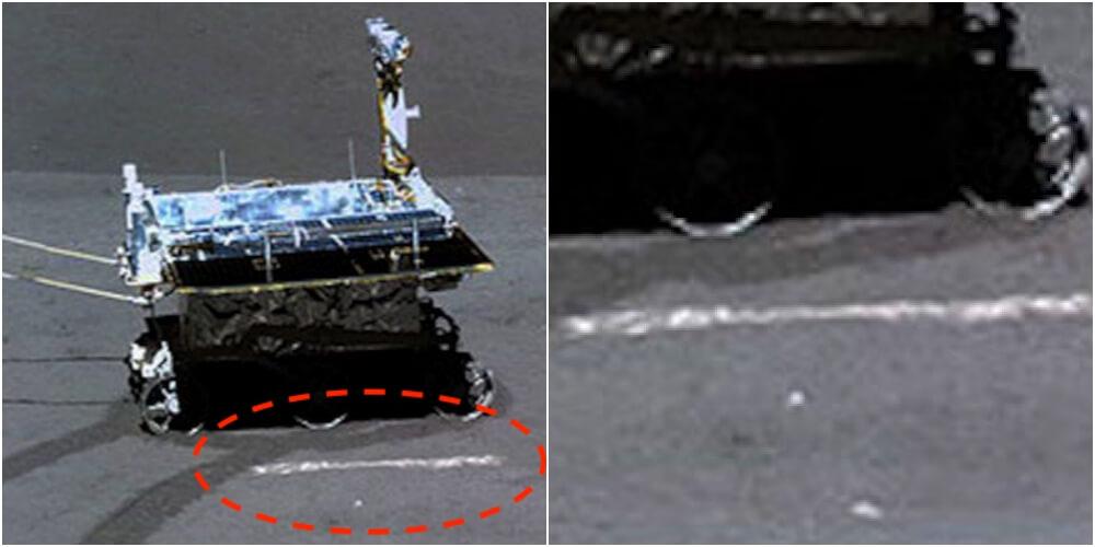 中国の月面着陸に捏造疑惑