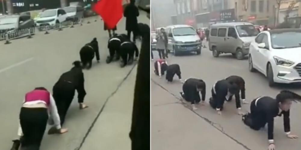 中国のブラック企業