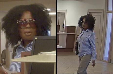 オネエの銀行強盗逮捕