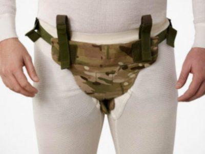 防弾パンツで股間の安全第一