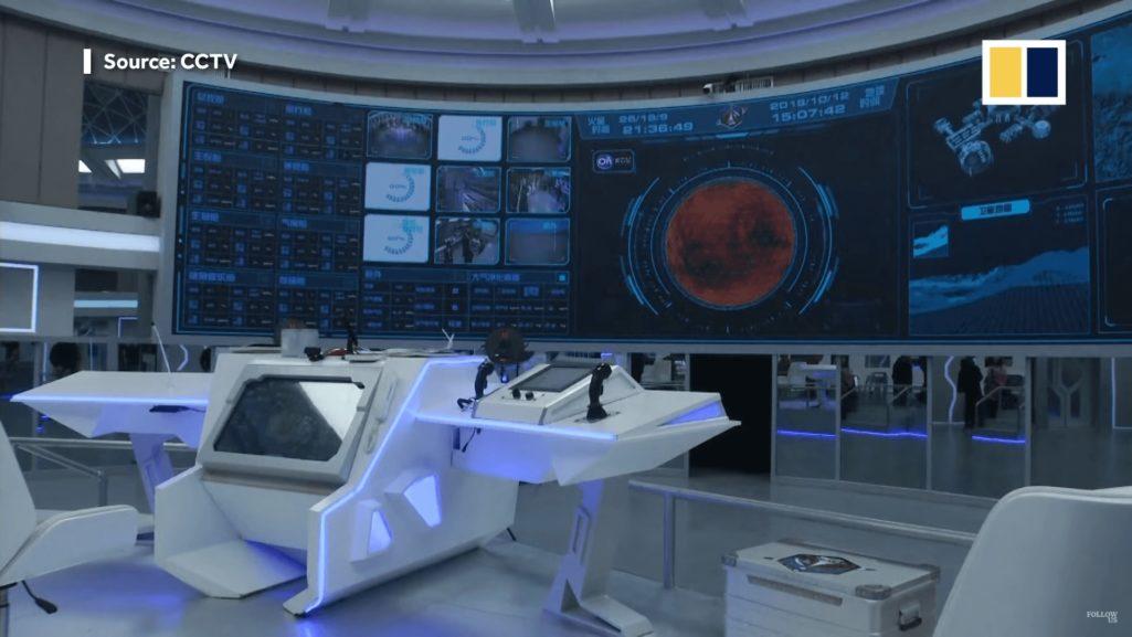中国にフェイク火星基地が誕生
