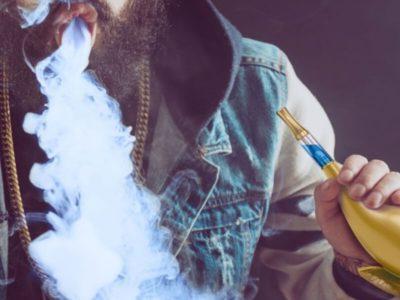 アラジンの魔法のランプ型電子タバコ