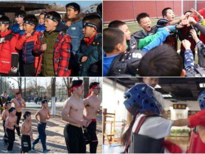 打倒K-POPを目指す中国のミニ男塾