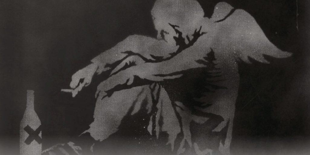 堕天使が降りてきた瞬間を動画撮影成功