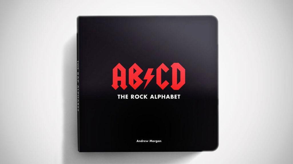 アルファベットとロックスターを同時に学習