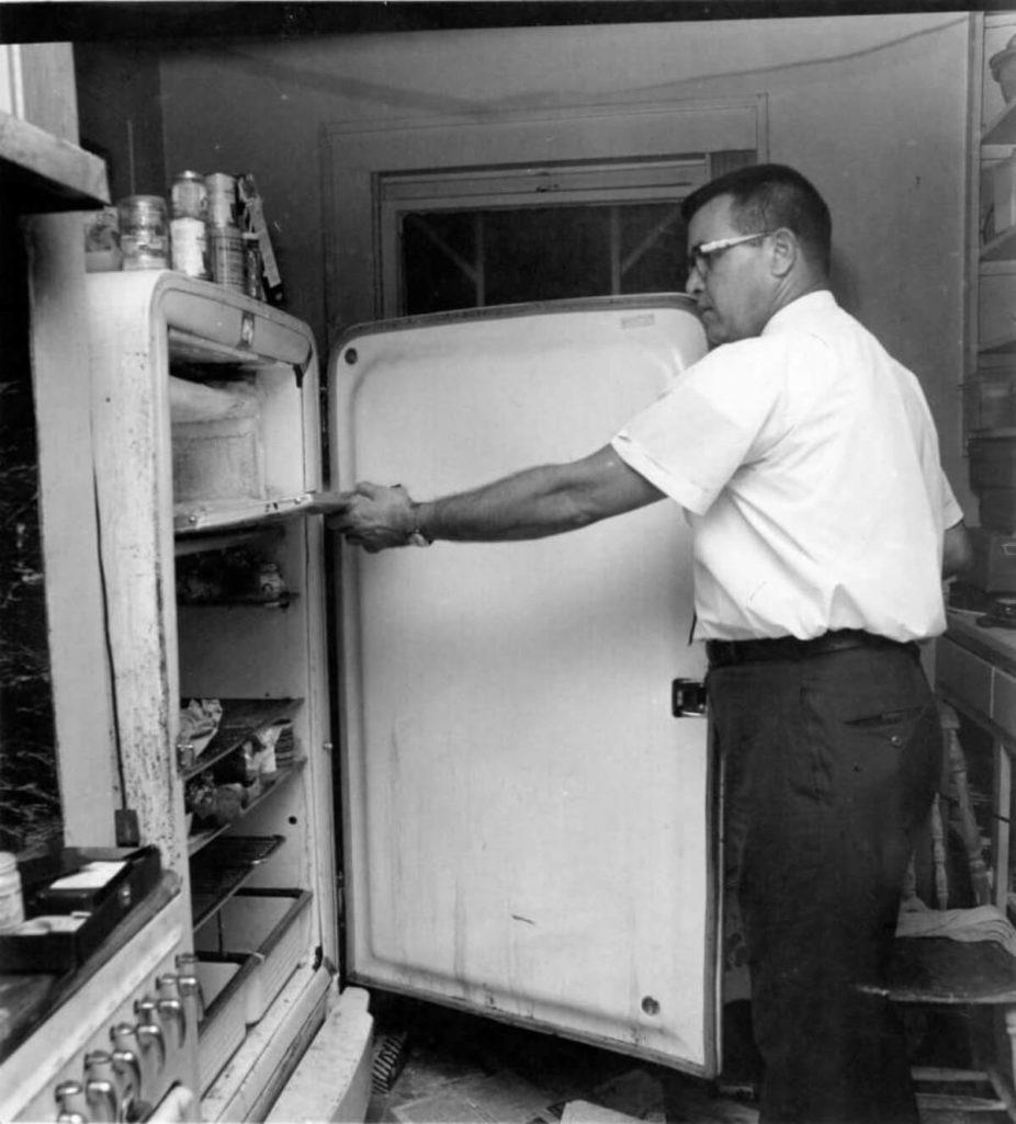 未解決「冷蔵庫殺人事件」