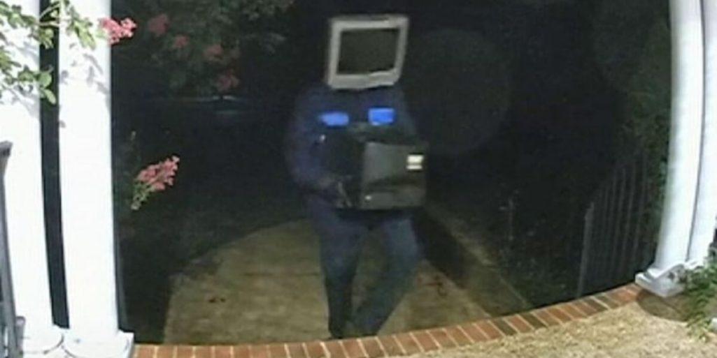 頭テレビ男の謎