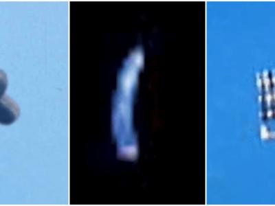 NASAが認めた未確認飛行物体
