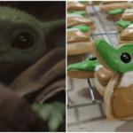 赤ちゃんヨーダクッキーのレシピ