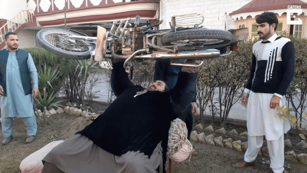 パキスタンのハルク婚活中