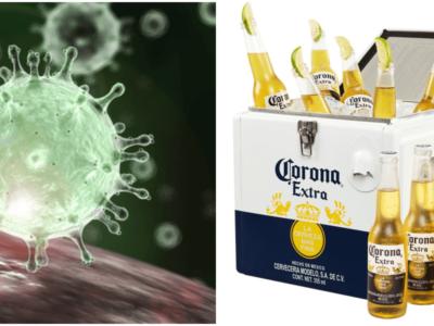 新型肺炎騒動でコロナビールウイルスの検索数が急上昇