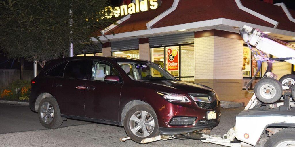 マクドナルドで起きた殺人事件