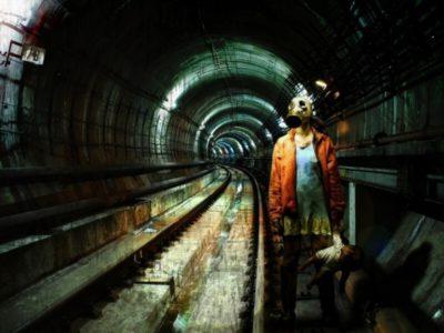 怖い話「地下鉄の女」