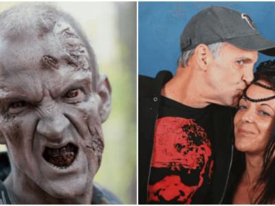 ウォーキングデッドのゾンビ俳優が恋人に噛み付いて逮捕