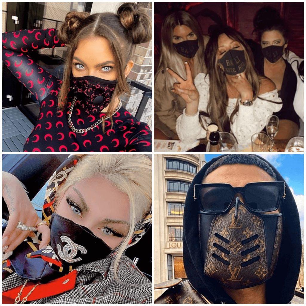 ファッションインフルエンサーに学ぶオシャレなマスクコーデ