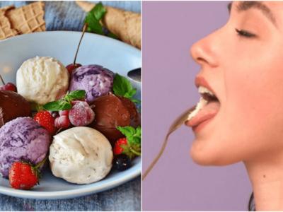 科学的に正しくアイスクリームを美味しく食べる方法