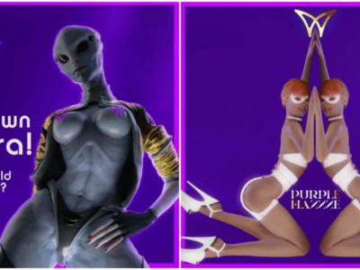 セクシー宇宙人のストリップクラブが仮想現実世界にオープン予定