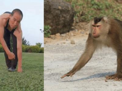 簡単「猿マネ健康法」で元気ハツラツ