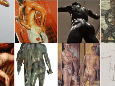 世界の美術館対抗ベスト尻アート戦争