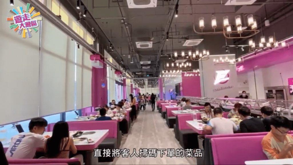 中国に完全なロボットレストラン開店