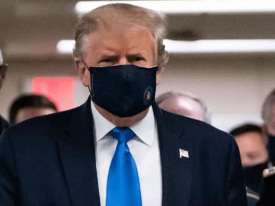 トランプ大統領の新型コロナウイルス感染による死亡リスク