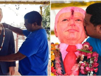 トランプ大統領コロナ回復祈願で断食した男が死亡