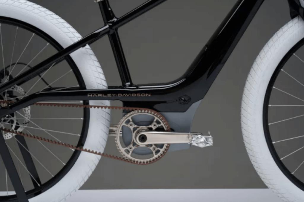 ハーレーダビッドソン初の電動自転車