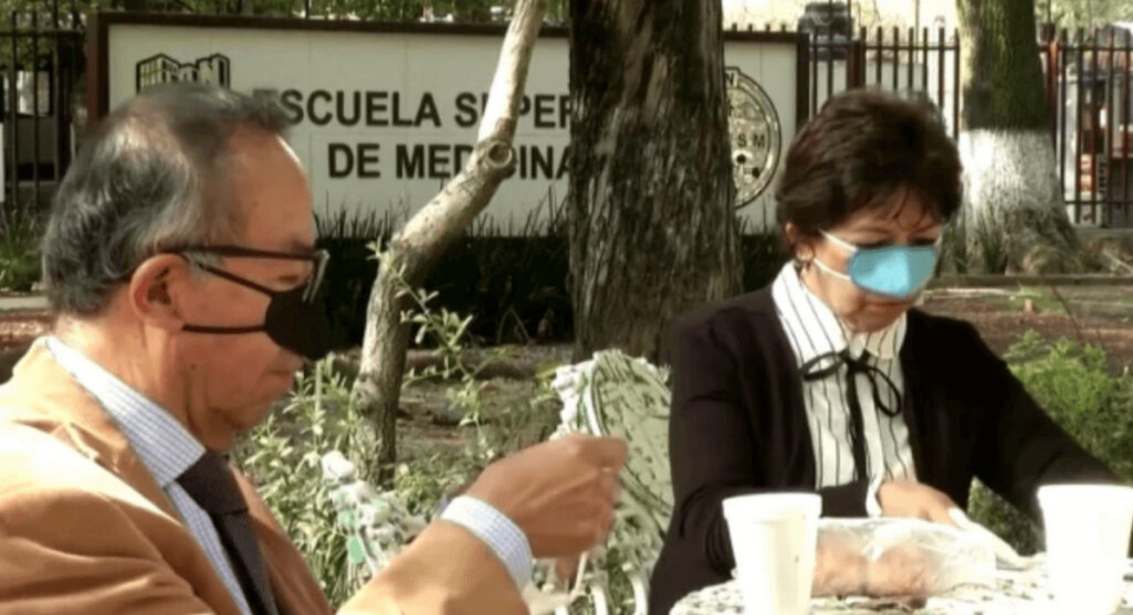 鼻マスクで新型コロナ感染対策