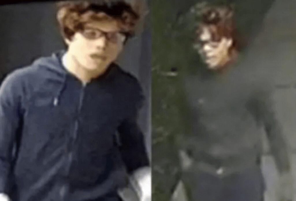 強盗の正体はゴムマスクで変装した黒人だった