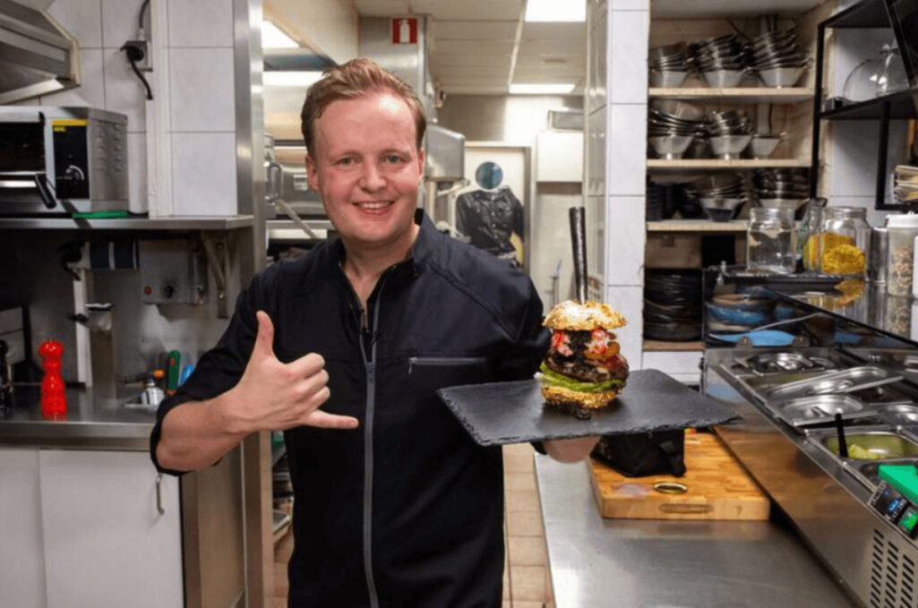 世界一高価なハンバーガー