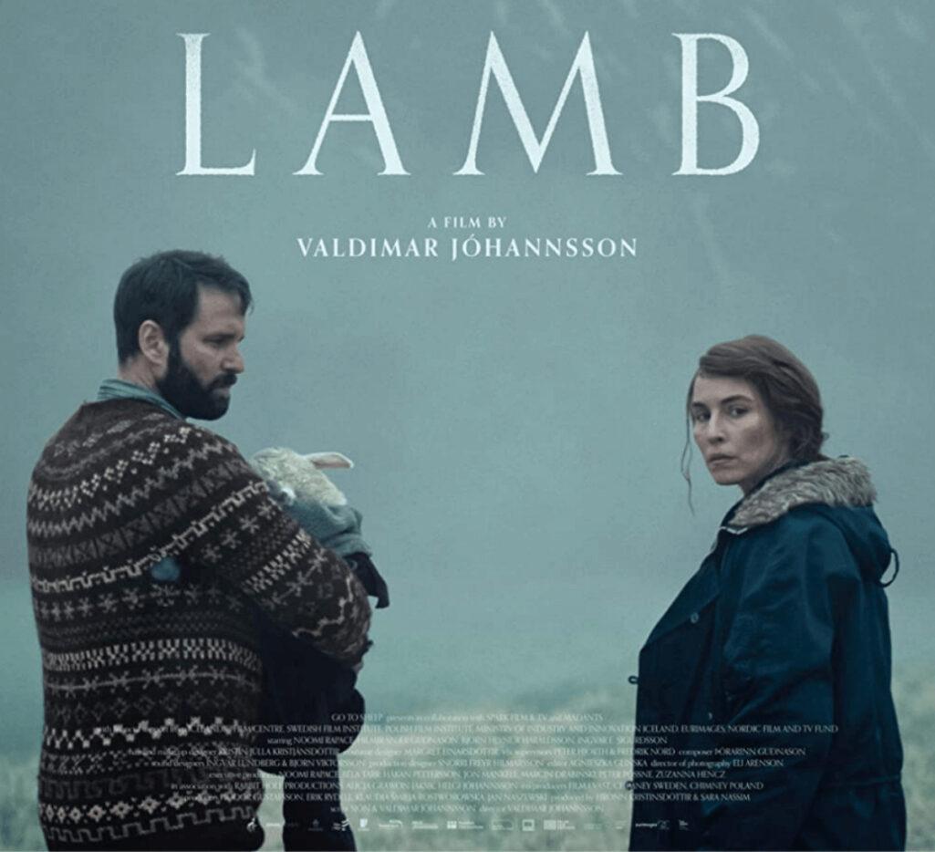 羊人間のホラー映画ラム
