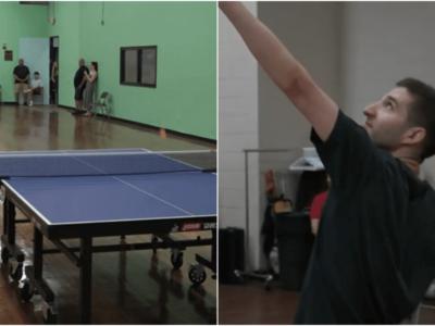 卓球の超ロングサーブ世界記録をギネス認定