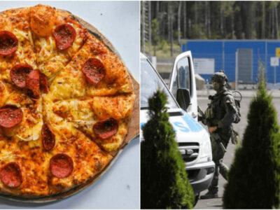 刑務所に立て籠もった囚人がピザを要求